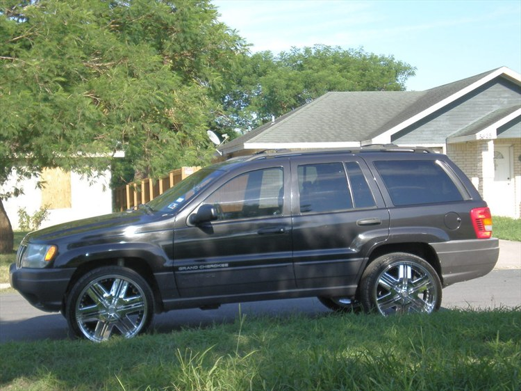 Another roly99 1999 Jeep Grand Cherokee post... - 12006623