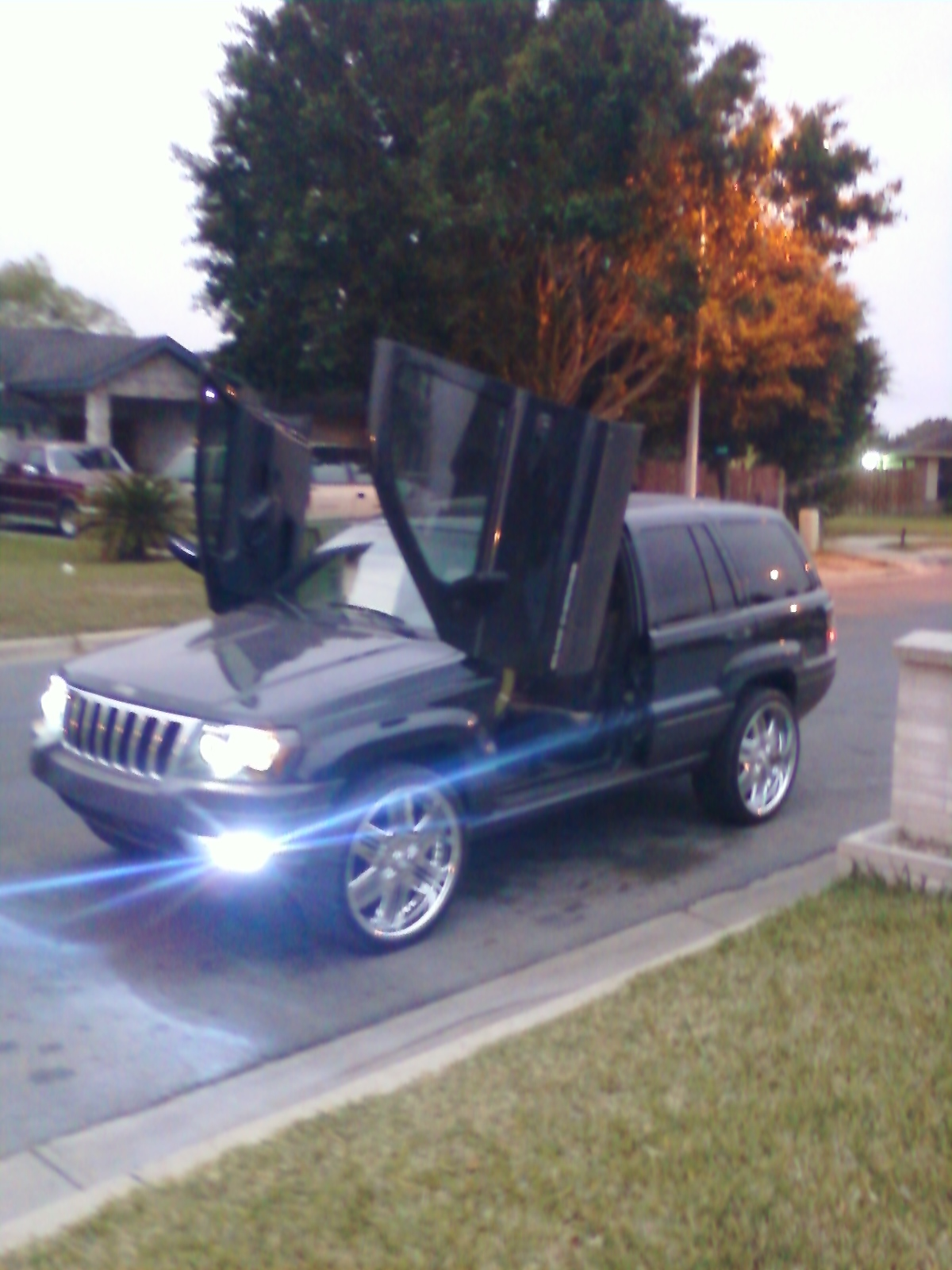 Another roly99 1999 Jeep Grand Cherokee post... - 12006627
