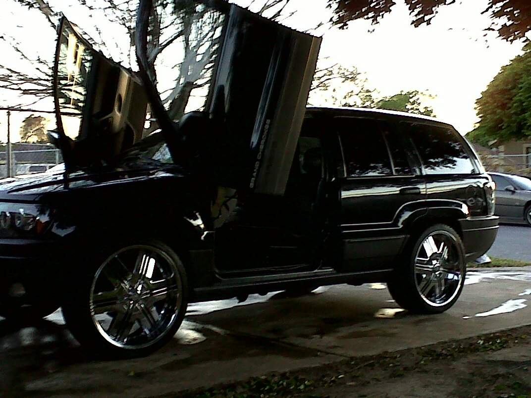 Another roly99 1999 Jeep Grand Cherokee post... - 12006634