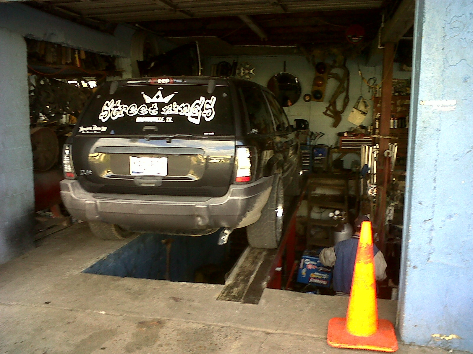 Another roly99 1999 Jeep Grand Cherokee post... - 12006635