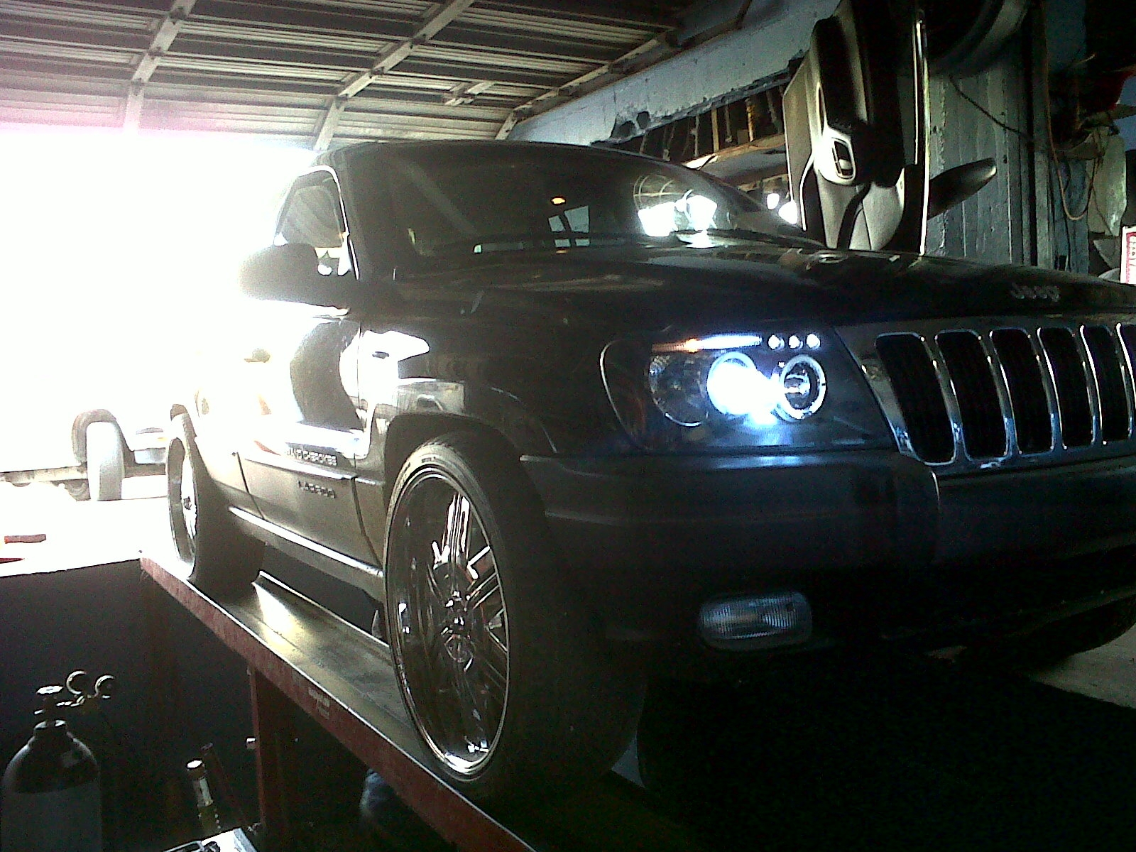 Another roly99 1999 Jeep Grand Cherokee post... - 12006636