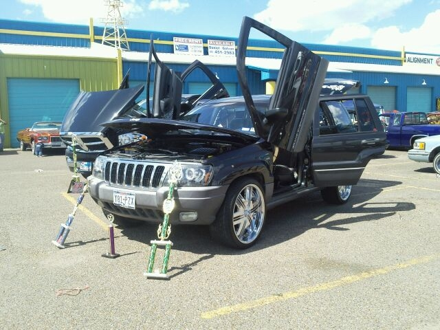 Another roly99 1999 Jeep Grand Cherokee post... - 12006646
