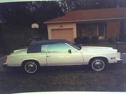 peppermints 1984 Cadillac Eldorado