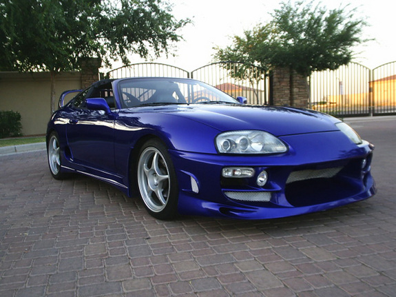 Another Vicious- 1995 Toyota Supra post... - 11772930