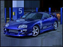 Vicious-s 1994 Toyota Supra