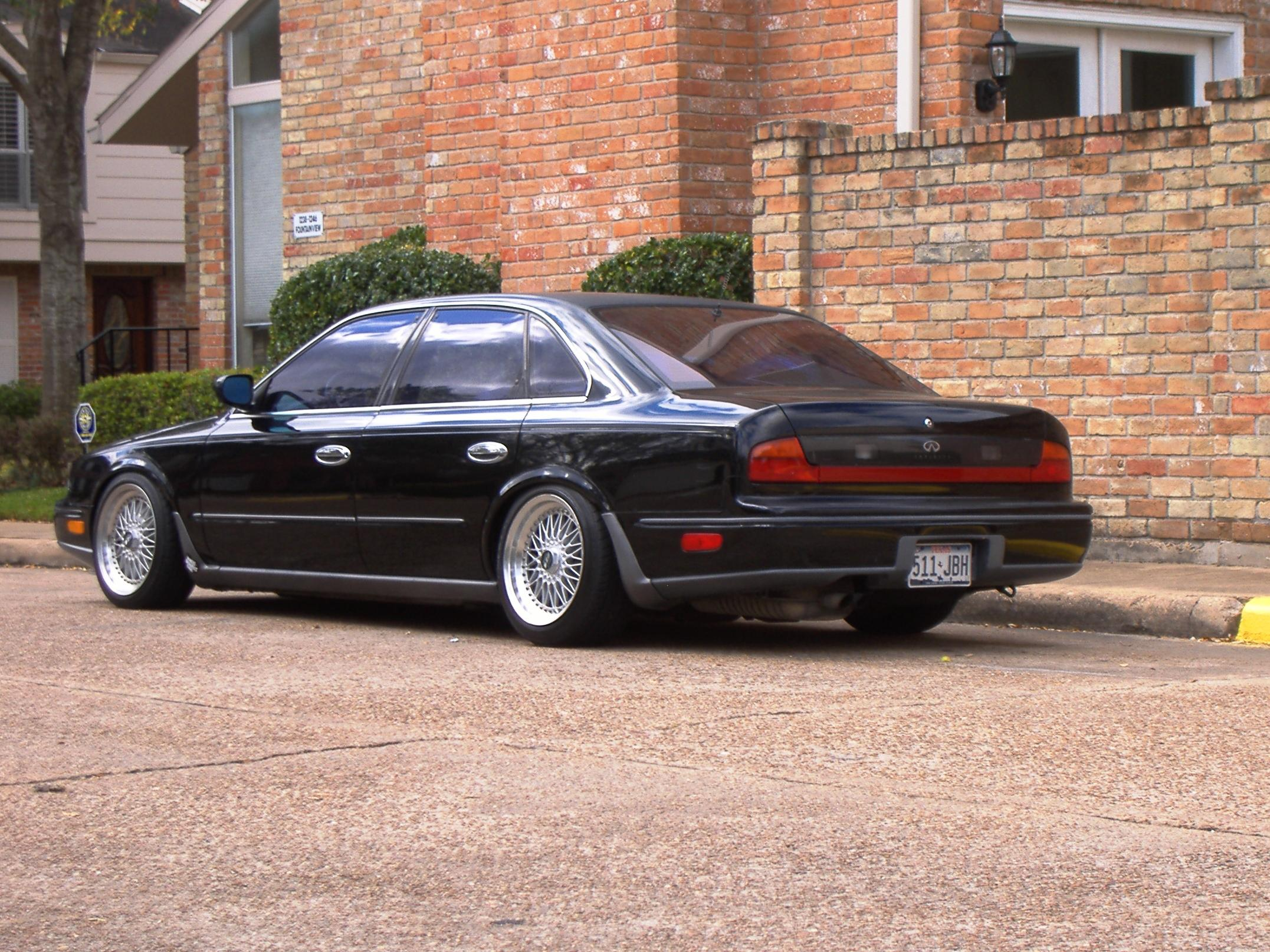 Another BLKonBLK98 1990 Infiniti Q post... - 11773104