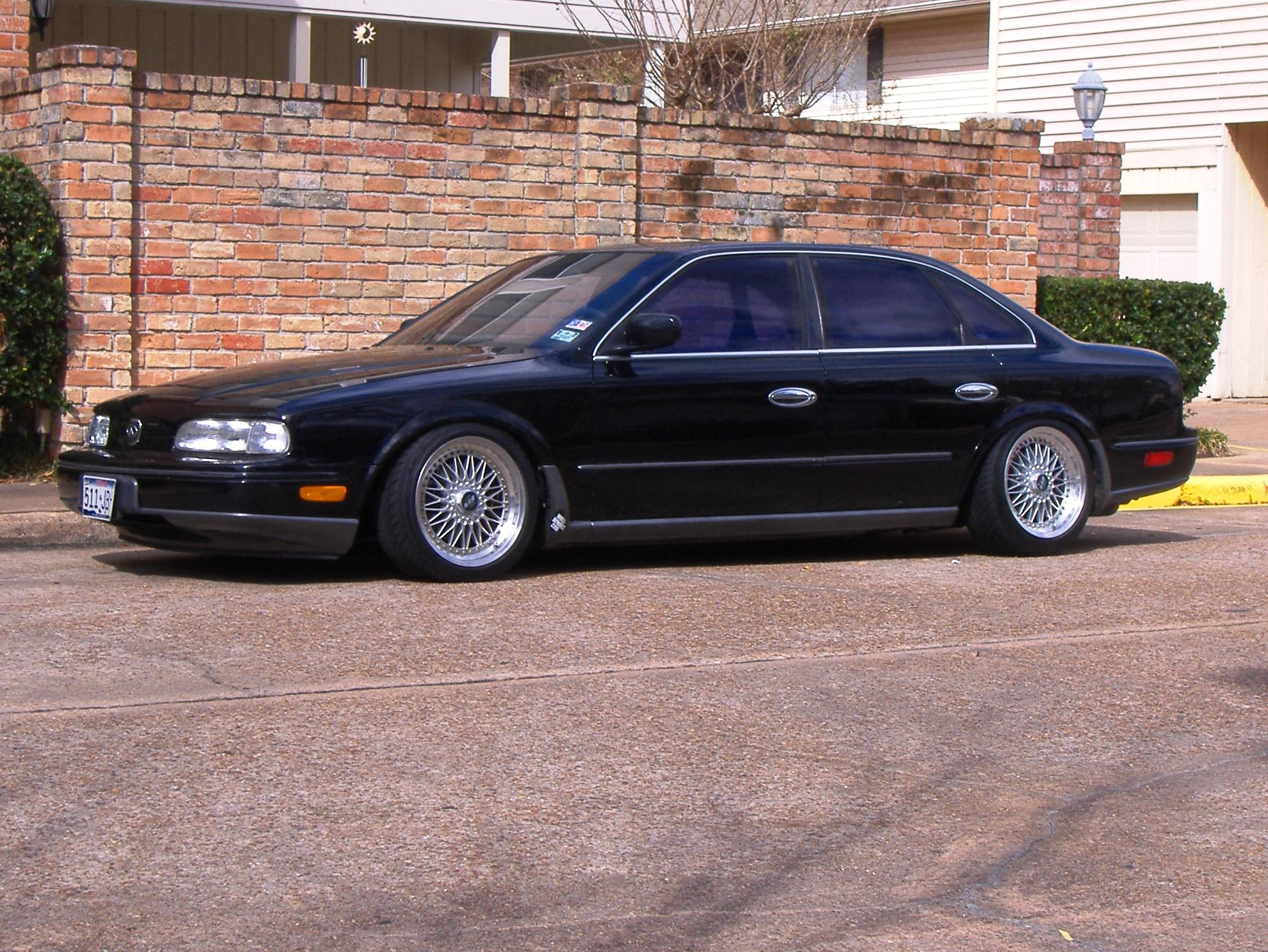 Another BLKonBLK98 1990 Infiniti Q post... - 11773105