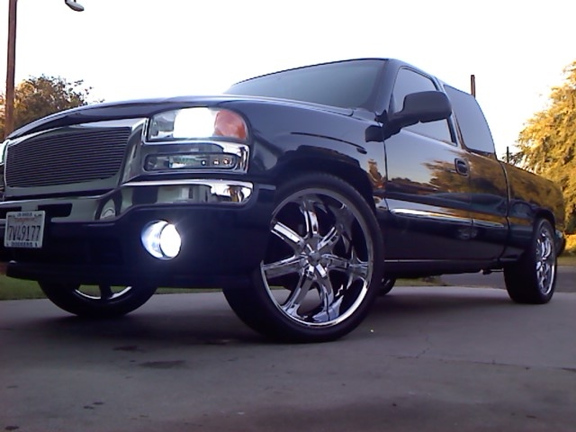 juansaccord 2005 gmc sierra 1500 extended cab specs photos modification info at cardomain. Black Bedroom Furniture Sets. Home Design Ideas