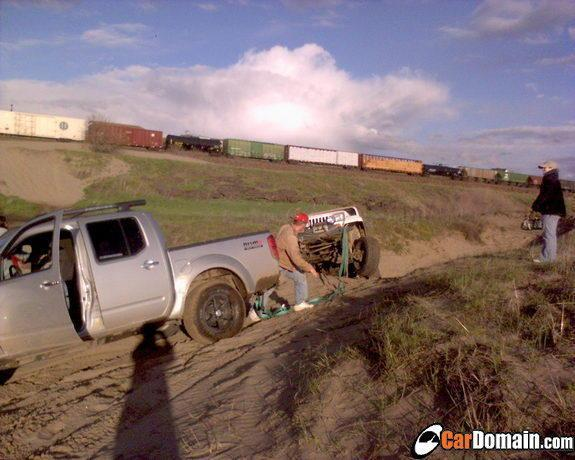 Another Finding_Nismo 2005 Nissan Frontier Regular Cab post... - 11775714