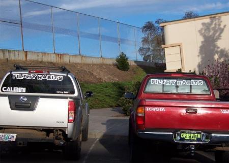 Another Finding_Nismo 2005 Nissan Frontier Regular Cab post... - 11775715
