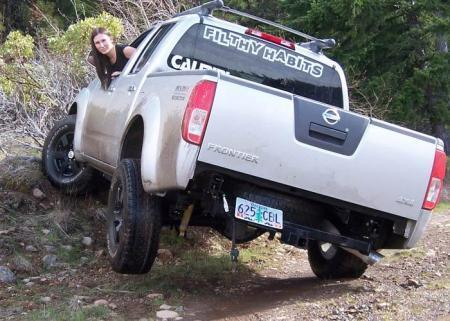 Another Finding_Nismo 2005 Nissan Frontier Regular Cab post... - 11775716