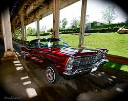 MagicMayhems 1967 Ford Galaxie