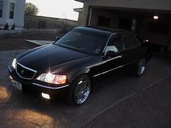 2003 acura rl view all 2003 acura rl at cardomain. Black Bedroom Furniture Sets. Home Design Ideas