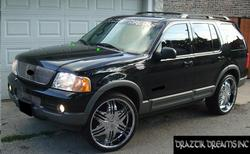 da-dreams 2002 Ford Explorer