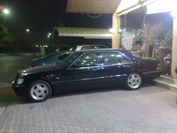 q8e500s 1997 Mercedes-Benz S-Class