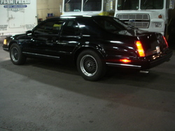 Fordtruck1 1991 Lincoln Mark VII
