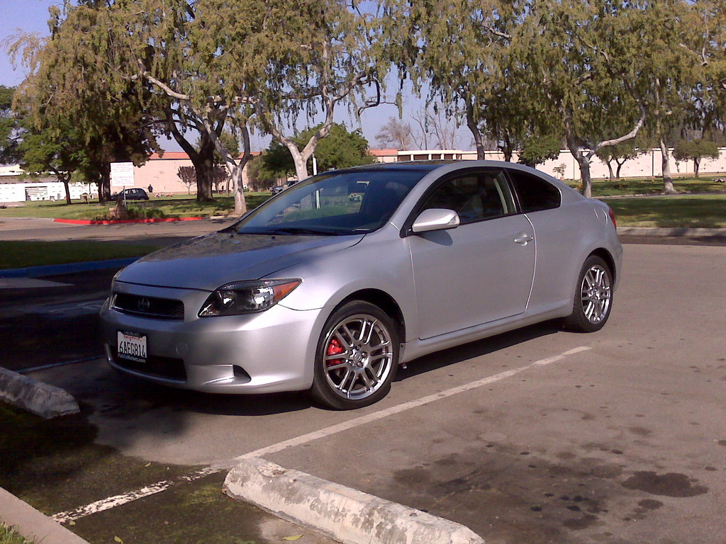 Scion scion tc horsepower : 05silvertc 2005 Scion TC Specs, Photos, Modification Info at CarDomain