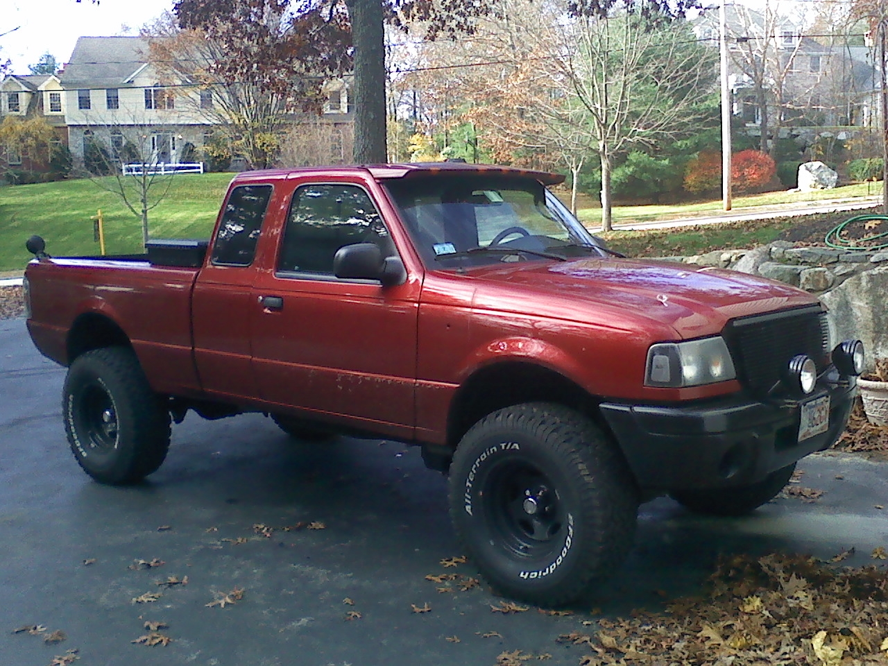 2004 Ford Ranger Super Cab
