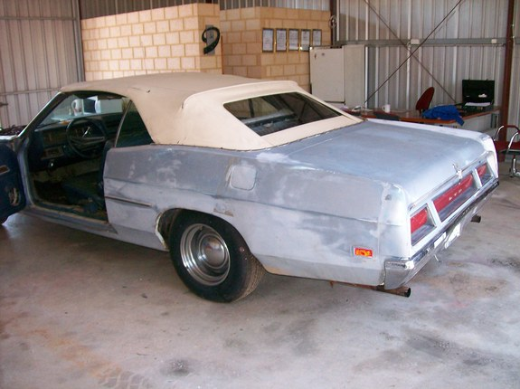 71LTDCONVERTIBLE 1971 Ford LTD 11778987