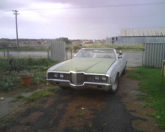 71LTDCONVERTIBLE 1971 Ford LTD 11778996