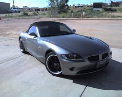techwyomings 2005 BMW Z4