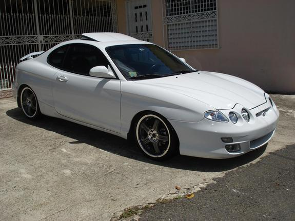 Another Tiburon_Racer 2001 Hyundai Tiburon post... - 11777904