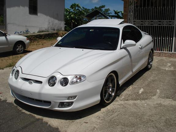Another Tiburon_Racer 2001 Hyundai Tiburon post... - 11777905