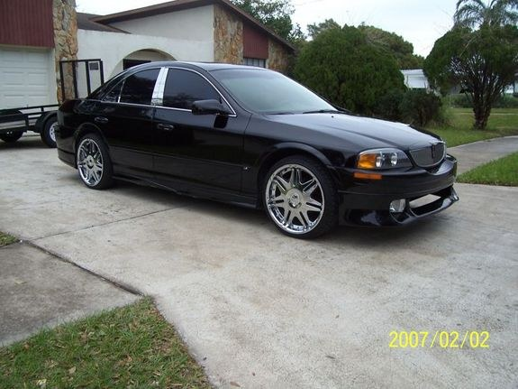 Emachine1976 2001 lincoln ls specs photos modification info at emachine1976 2001 lincoln ls 25620960001large sciox Gallery