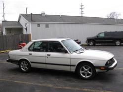 my_bmws 1985 BMW 5 Series