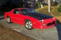 InfernalVortexs 1992 Chevrolet Camaro