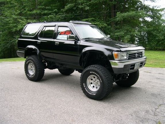 onzrocs 1992 toyota 4runner specs photos modification. Black Bedroom Furniture Sets. Home Design Ideas