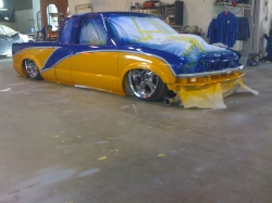 I-can-tuck-22s 2000 Chevrolet S10 Extended Cab