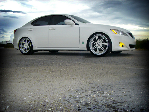 Another TeamSevas 2007 Lexus IS post... - 11779562