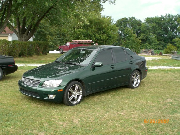 Another khint_85 2001 Lexus IS post... - 11780696