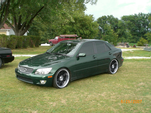 Another khint_85 2001 Lexus IS post... - 11780697