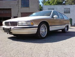 Chouettes 1991 Buick Roadmaster