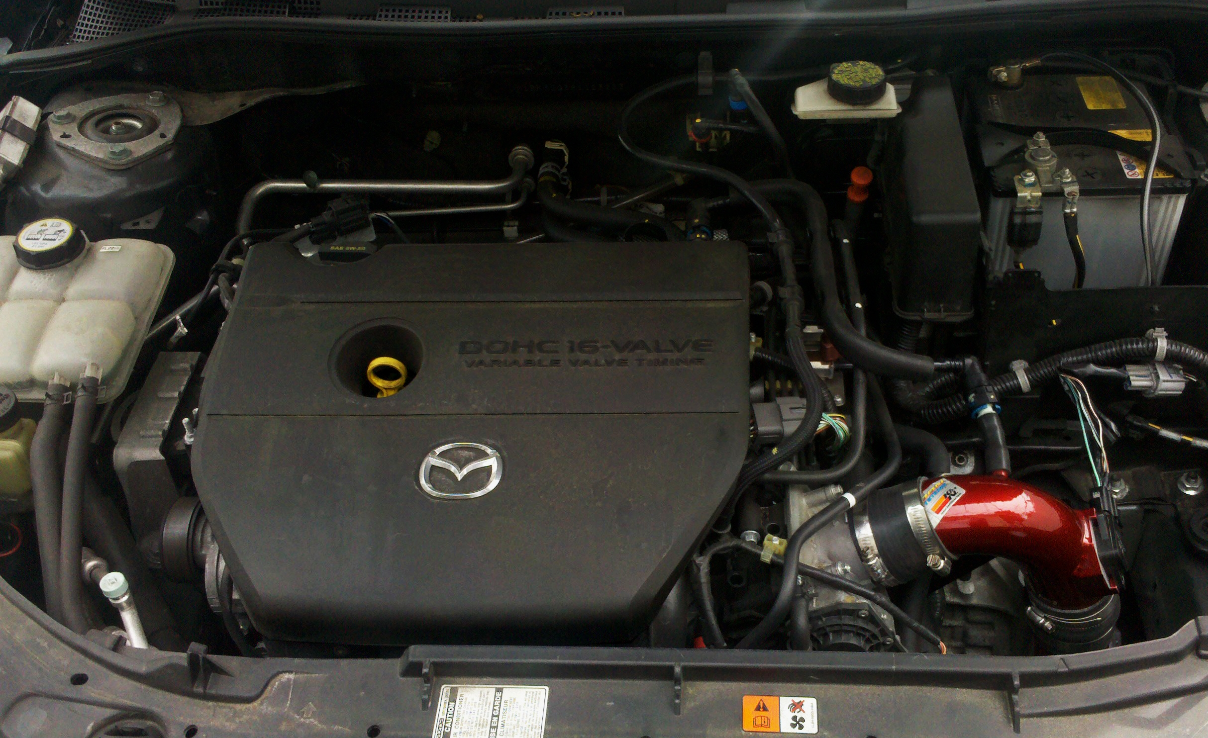 Another j4bmx 2008 Mazda MAZDA3 post... - 11877983