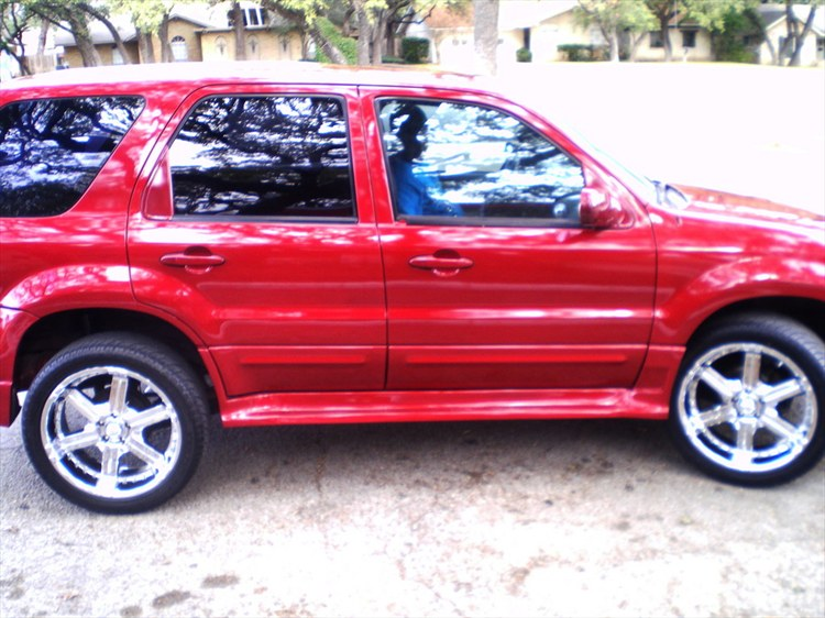 Xpeterx 2002 Ford Escape Specs Photos Modification Info