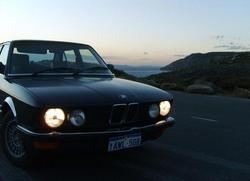 Doylers 1988 BMW 5 Series