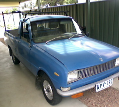 Another Lanky1010 1975 Mazda 1300 post... - 11786262