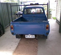 Another Lanky1010 1975 Mazda 1300 post... - 11786264