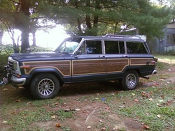 bigdawgdrays 1988 Jeep Grand Wagoneer
