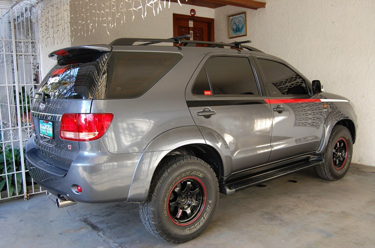 Another iskuterista 2006 Toyota Fortuner post... - 11802514