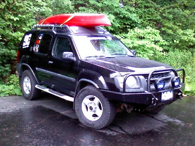 Xterra Off Road 2002 Nissan Xterra Specs Photos