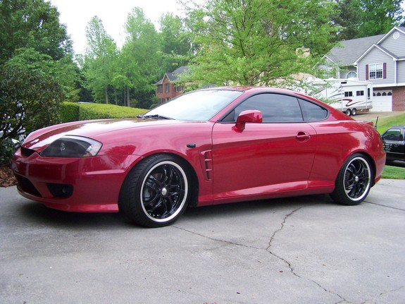 angieredgirl 2006 hyundai tiburon specs photos. Black Bedroom Furniture Sets. Home Design Ideas