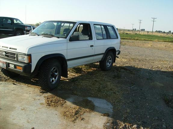 Another slowngreen 1995 Nissan Pathfinder post... - 11784894