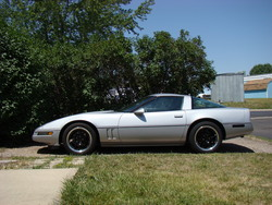 apathy77s 1984 Chevrolet Corvette