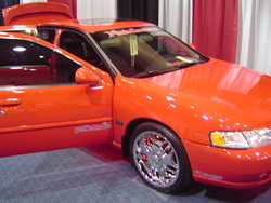 bucs-fans 1999 Nissan Altima
