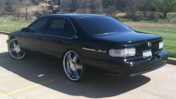 slim2721s 1995 Chevrolet Impala