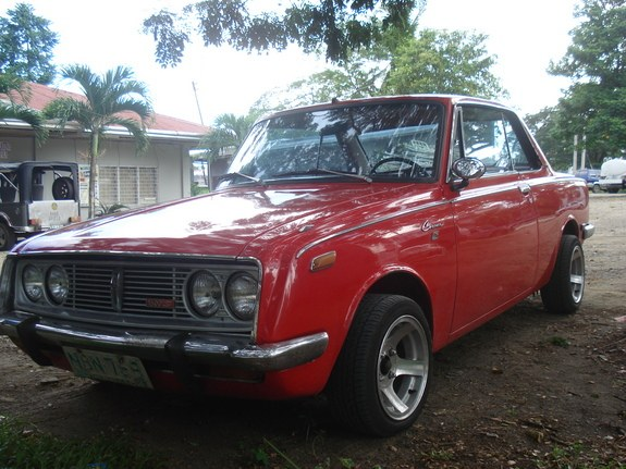shrumhunter 1968 Toyota Corona Specs, Photos, Modification ...